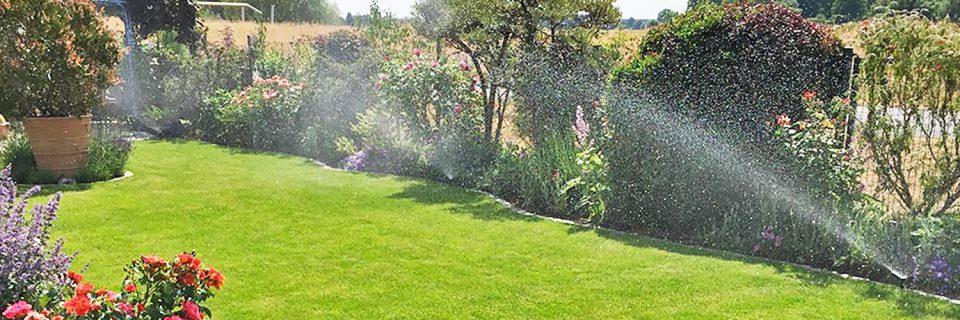 Be- und Entwässerung