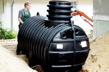Be- und Entwässerungsanlagen